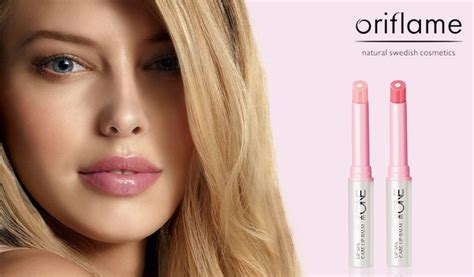 The One Bb Lip Balm By Oriflame image gallery lip spa