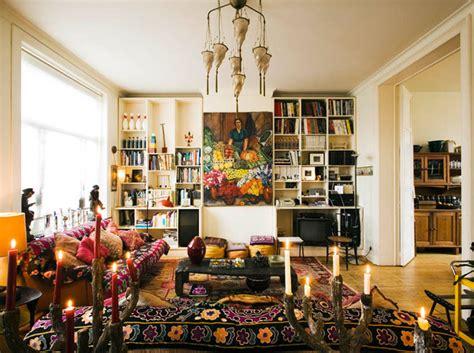 Home Journal Interior Design gipsy ethnique c est chic le journal de la maison