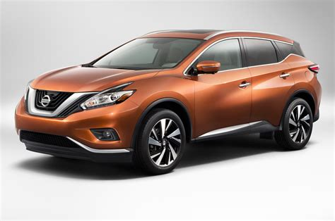 nissan crossover 2014 2015 nissan murano front side view photo 5