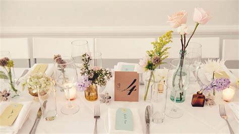 decoration table mariage idee deco mariage  ne pas