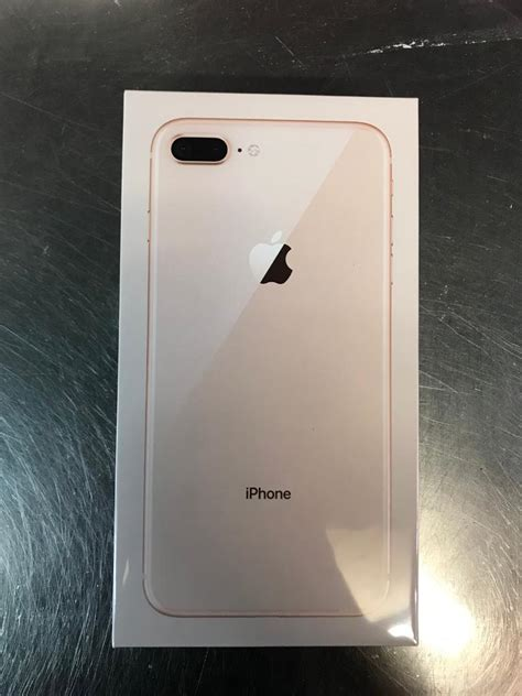 iphone 8 plus gold 64gb in wembley gumtree