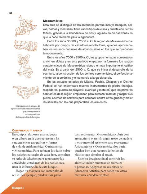 geografa 4o grado by sbasica issuu issuu historia 4o grado by sbasica