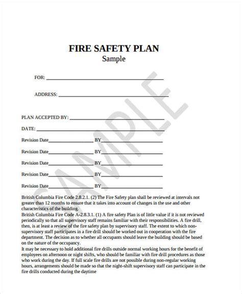 safety plan template bc 33 plan templates in pdf free premium templates