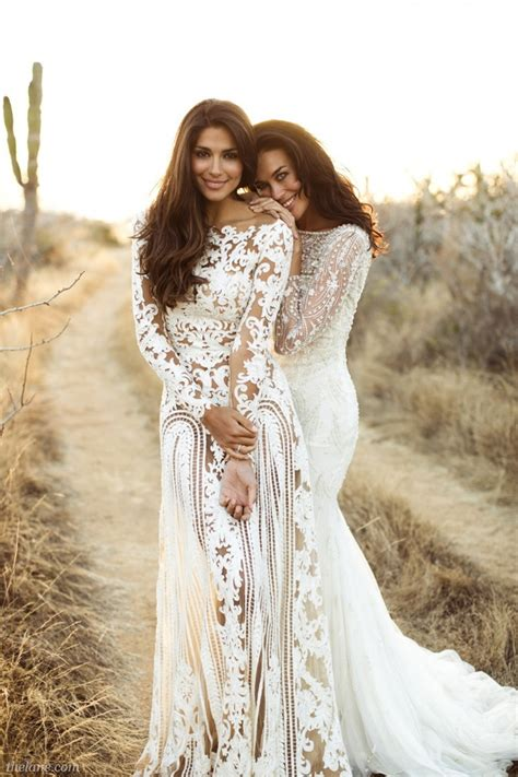 beautiful wedding dresses with lace 5 beautiful lace wedding dresses