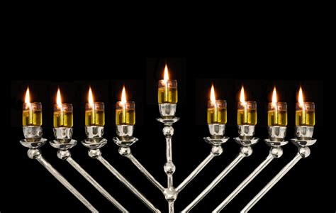 the history of the menorah curt landry ministries