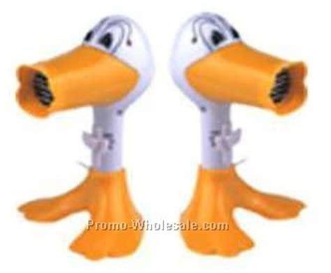 Hair Dryer Duck white orange accent duck hair dryer wholesale china