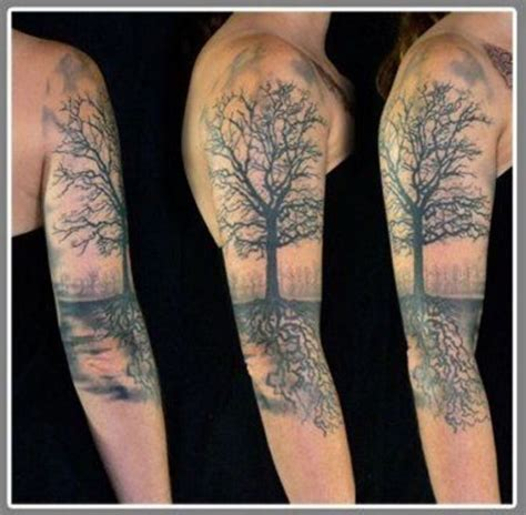 arm tattoo family tree 30 family tree tattoos tattoofanblog
