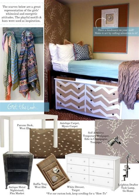 removable wallpaper for dorm rooms and homes today com decor ideas for dorm home raised beds temporary