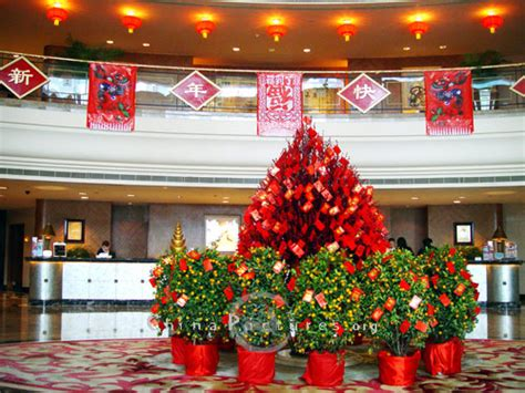 new year hotel decoration new year decorations china pictures