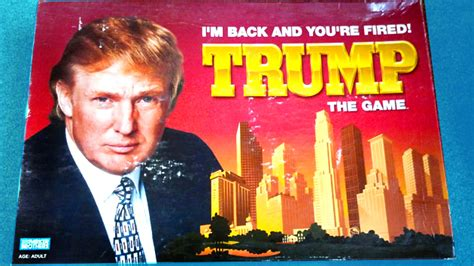 donald trump game what we learned about donald trump by playing his board
