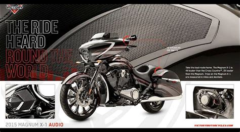 Victory Motorcycles Sterreich by New Victory Magnum Custom For 2016