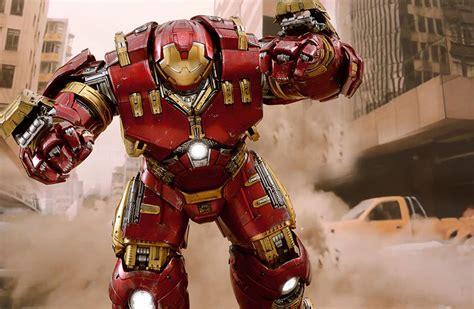 Iron Buster hulkbuster vs armored batman battles comic vine