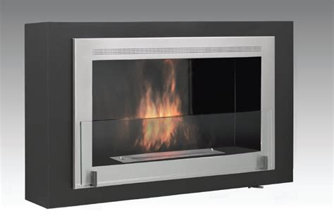Electric Fireplaces Montreal by Montreal Wall Mounted Fireplace By Eco Feu