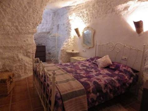 chambre troglodyte les maisons troglodytes d andalousie