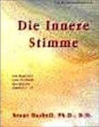 innere stimme die innere stimme german edition kindle edition by