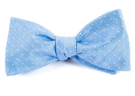 light blue bow tie light blue destination dots bow tie ties bow ties and
