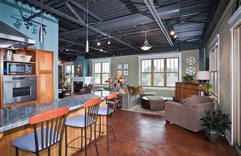 loft layout ideas how to make an industrial loft feel like home