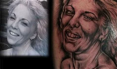 family tattoo gone wrong 24 horrible portrait tattoos fail gallery ebaum s world