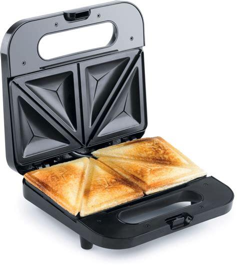 Breville Sandwich Toaster Breville Vst057 2 Slice Black Sandwich Toaster 750w Ebay