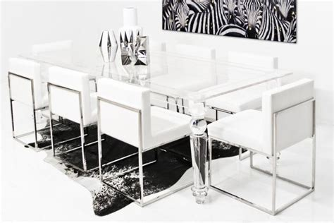 acrylic dining room table www roomservicestore lucite bel air dining table