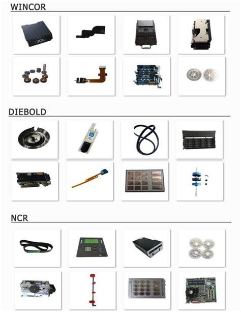 Gear Motor Cassette Hyosung atm maintain hyosung atm parts thermal receipt printer l