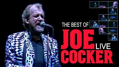 best of 1992 the best of joe cocker live in dortmund 1992