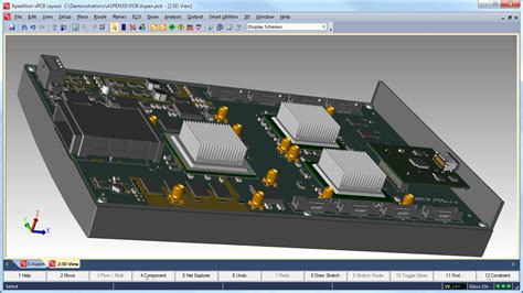 layout design mentor graphics circuit board design software online circuit and