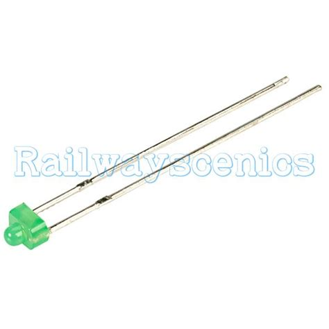 led green resistor 1 8mm 2 2v standard green led resistor required railwayscenics