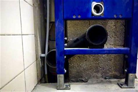 inbouwreservoir toilet stuk afvoer duofix inbouwframe