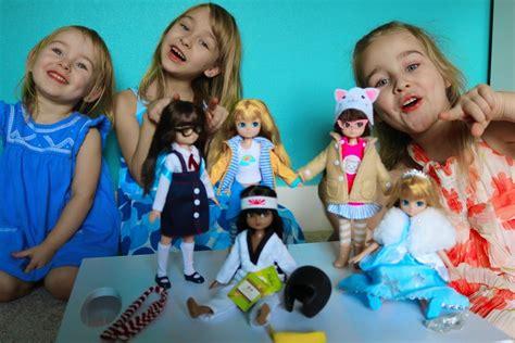 lottie doll 2016 wow we got brand new lottie dolls unpacking toys which
