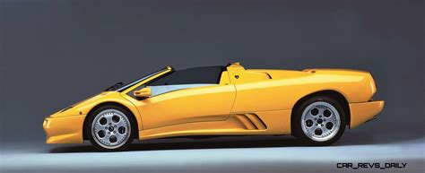 Lamborghini Diablo Roadster Hypercar Heroes Lamborghini Diablo Evolution Vt To Se