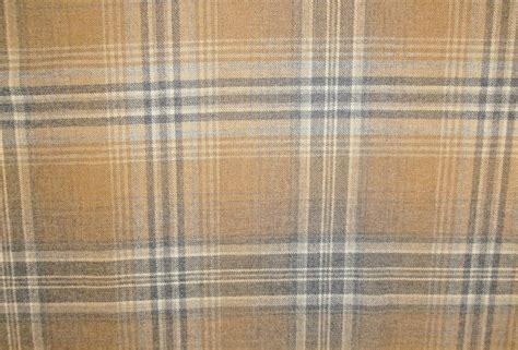 beige tartan curtains balmoral tartan 100 wool large check fabric beige grey