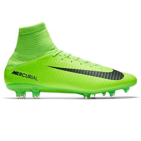 imagenes de botines verdes nike botines nike mercurial veloce iii df fg stockcenter