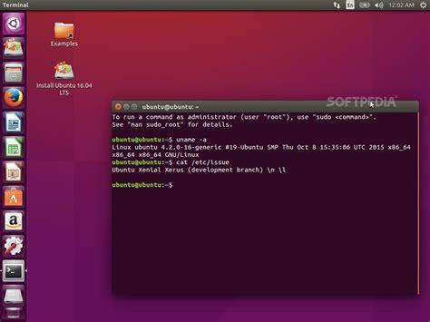 resetter ubuntu 16 04 ubuntu 16 04 lts xenial xerus ya tiene fecha oficial de salida