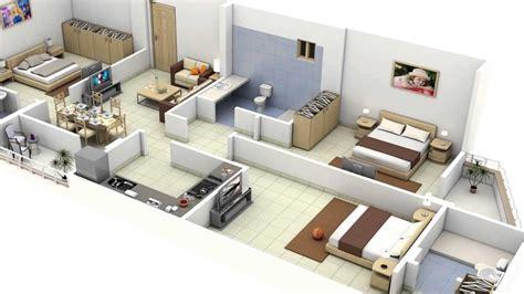 plano de casa dormitorios decoracion dise 241 o casas gratis