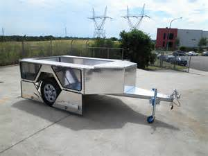 Gal trailers proudly following your car