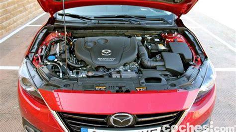 how does a cars engine work 2010 mazda mx 5 head up display mazda 3 2 2 skyactive d prueba a fondo