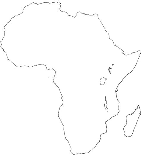 Outline Of Continent by Continent Outline Www Imgkid The Image Kid Has It