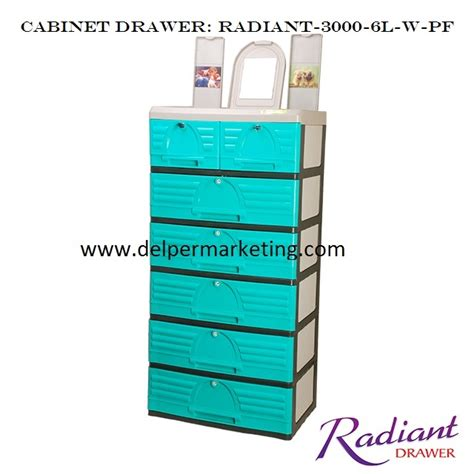 Radiant Drawer by Plastic Drawer Cabinet