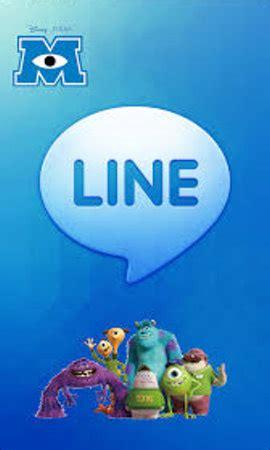 theme line android monster inc line 主題包 怪獸大學 藍色修改版 粉色版 佈景 主題 免費 下載 android ios 奇奇筆記