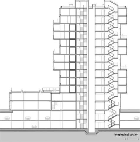 section 8 department edificio residencial en eslovenia ravnikar potokar