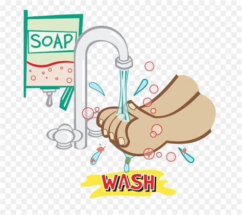 clipart mano el lavado de manos higiene de jab 243 n clip limpia la