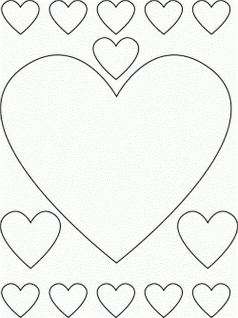 red heart coloring page kalp boyama sayfaları okul ev etkinlikleri okul ev