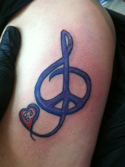 tattoo love peace music 10 images about guitar tattoo on pinterest cat outline