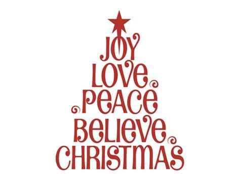 images of love joy and peace christmas tree joy love peace grafix wall art