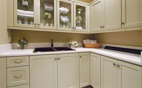 Pin By Just Cabinets Furniture More On Laundry Rooms Kraftmaid Laundry Room Cabinets
