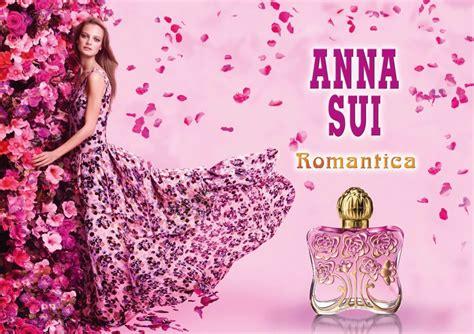 Parfum Sui Romantica sui romantica fragrance ad caign