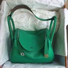 Lindy Togo 25cm 2015 new color lake green togo leather hermes lindy 30cm tote bag hermes crocodile