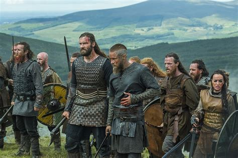Nordic S3 is vikings tv show historically accurate popsugar