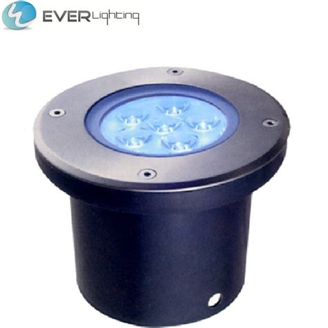 Inground Swimming Pool Light Fixture Led Recessed Ground Fixture